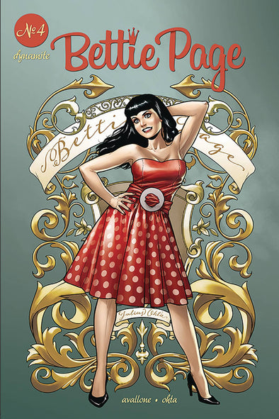 Bettie Page (2018) #04 (Julius Ohta Variant)