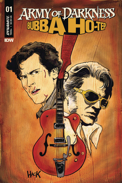 Army of Darkness/Bubba Ho-Tep (2019) #01 (Robert Hack Variant)