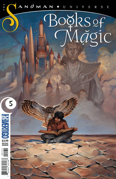 Books of Magic (2018) #05