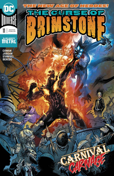Curse of Brimstone (2018) #11