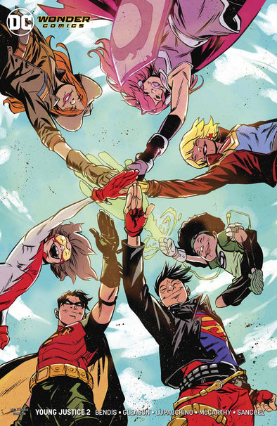 Young Justice (2019) #02 (Sanford Greene Variant)