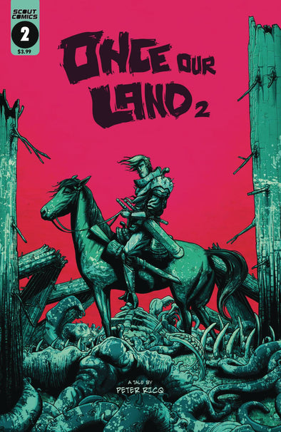 Once Our Land Book Two (2019) #02