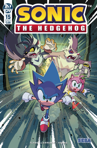 Sonic the Hedgehog (2018) #15