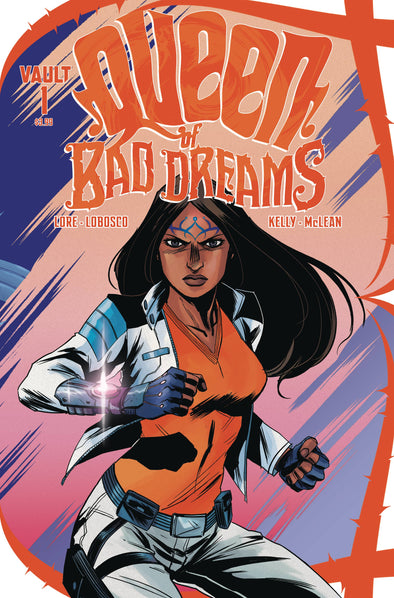Queen of Bad Dreams (2019) #01
