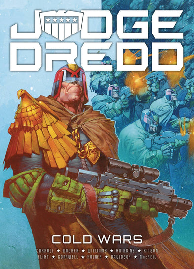 Judge Dredd: Cold Wars TP