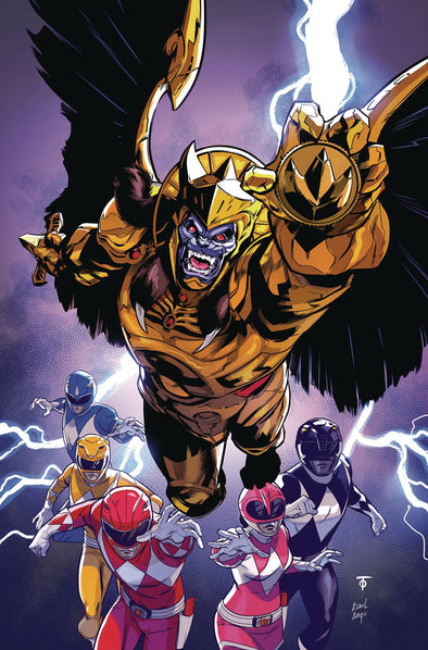 Go Go Power Rangers (2017) #18