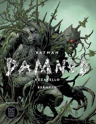 Batman Damned (2018) #03 (Jim Lee Variant)