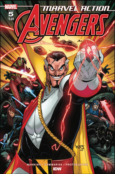 Marvel Action Avengers (2018) #05