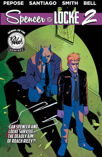 Spencer and Locke TP Vol. 02