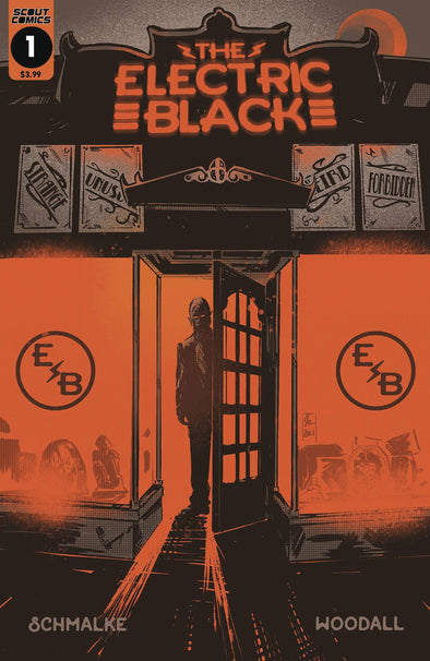 Electric Black (2019) #01