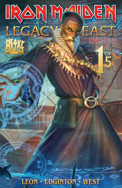 Iron Maiden: Legacy of the Beast Vol. 02 (2019) #01