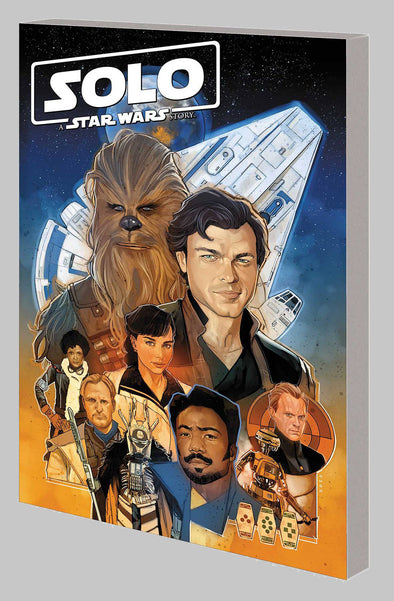 Star Wars Solo Adaptation TP