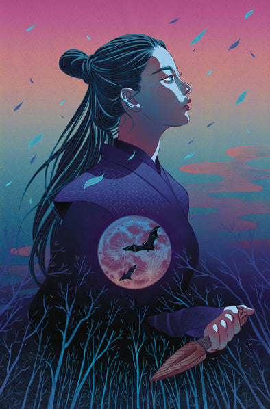 Buffy the Vampire Slayer (2019) #04 (Feifei Ruan Variant)
