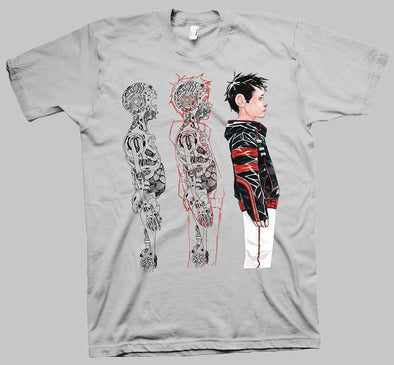 Descender Tim-21 Triptych T-Shirt