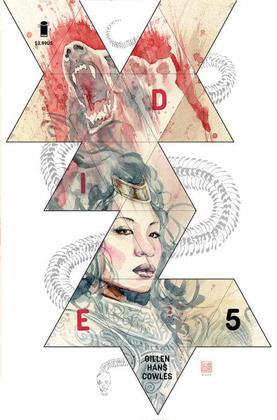 Die (2018) #05 (David Mack Variant)