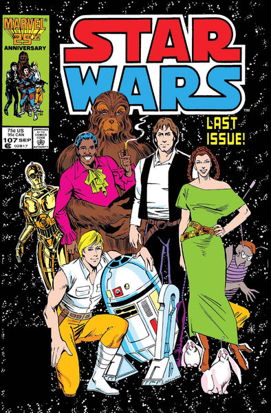 True Believers: Star Wars Original Marvel Years #107