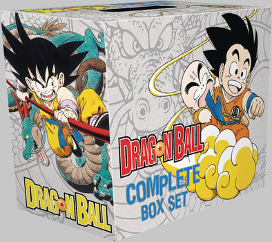 Dragon Ball Complete Series TP Box Set (16 Volume Set)