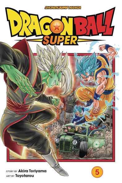 Dragon Ball Super TP Vol. 05