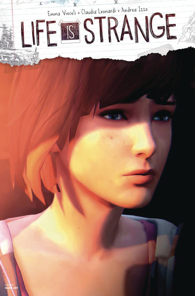 Life is Strange (2018) #05 (Game Cover Variant)