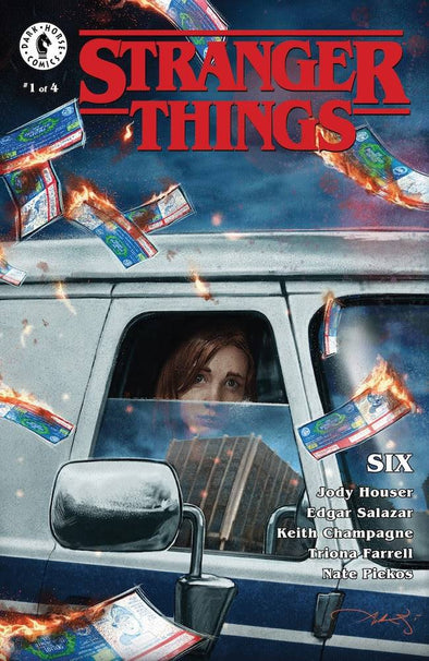 Stranger Things: Six (2019) #01