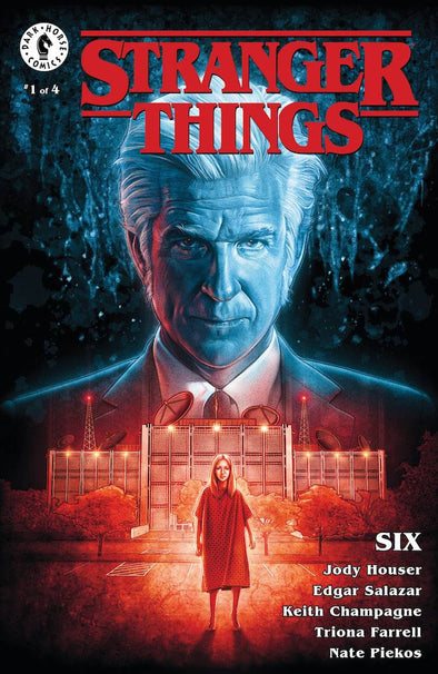 Stranger Things: Six (2019) #01 (Lyle Lambert Variant)
