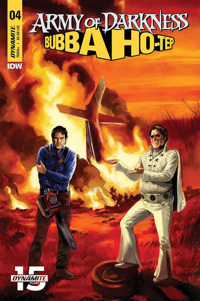 Army of Darkness/Bubba Ho-Tep (2019) #04
