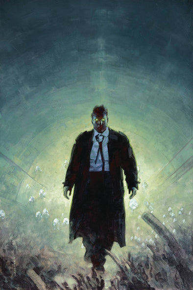 Joe Golem Occult Detective: The Conjurors #02
