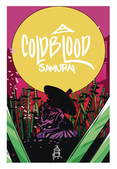 Cold Blood Samurai TP Vol. 01