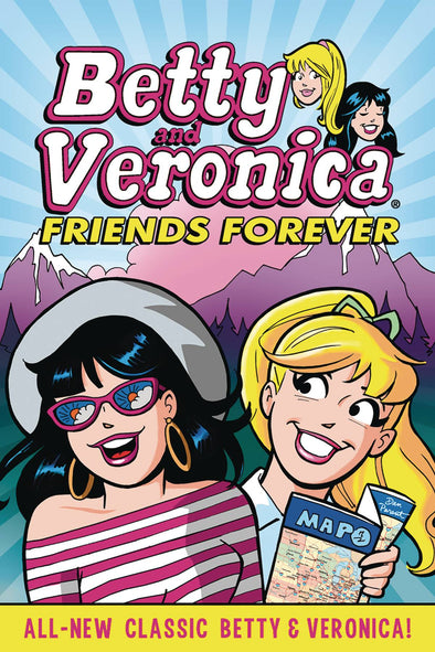 Betty & Veronica Friends Forever TP