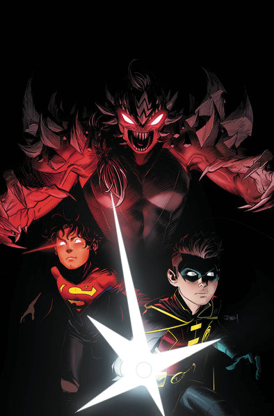 Adventures of the Super Sons (2018) #11