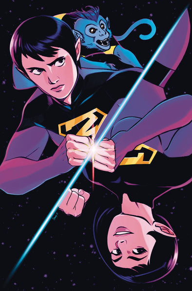 Wonder Twins (2019) #05 (Stacey Lee Variant)