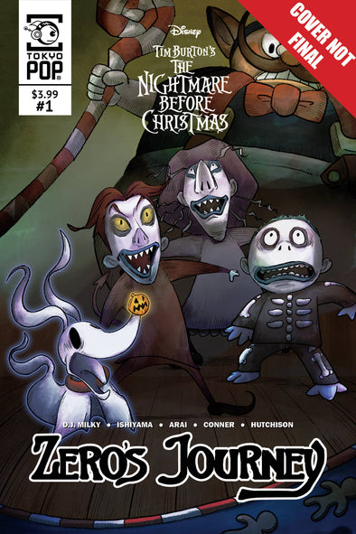 Nightmare Before Christmas: Zero's Journey (2018) #11