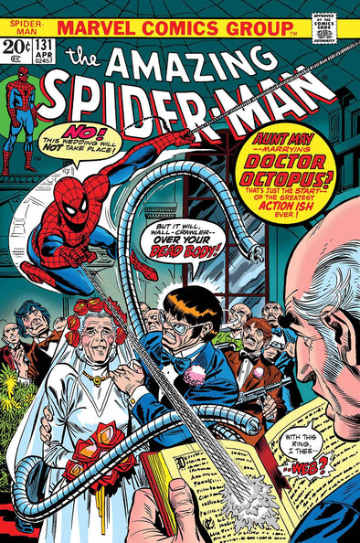 True Believers: Spider-Man Wedding Aunt May & Doc Ock #01