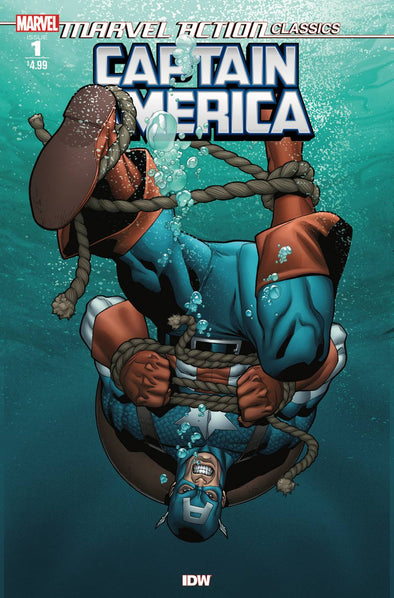 Marvel Action Classic Captain America (2019) #01