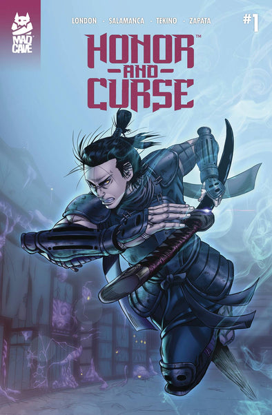 Honor and Curse (2019) #01 (2nd Printing)