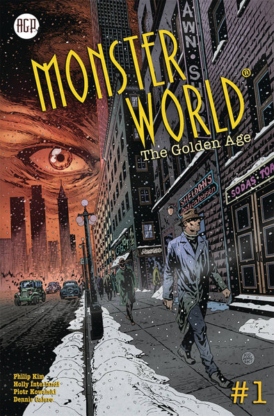 Monster World Golden Age (2019) #01