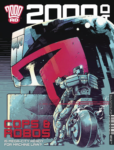 2000 AD Pack July 2019