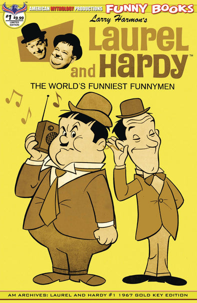 Laurel & Hardy AM Archives (2019) #01 (Retro Edition)