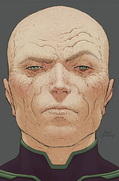 Action Comics (2016) #1013 (YOTV The Offer Frank Quitely CS Variant)