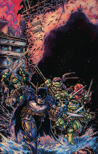 Batman/Teenage Mutant Ninja Turtles III (2019) #03 (Kevin Eastman Variant)