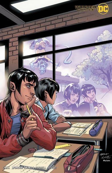 Wonder Twins (2019) #06 (Emanuela Lupacchino, Ray McCarthy Variant)
