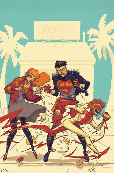 Young Justice (2019) #07 (Riley Rossmo Variant)