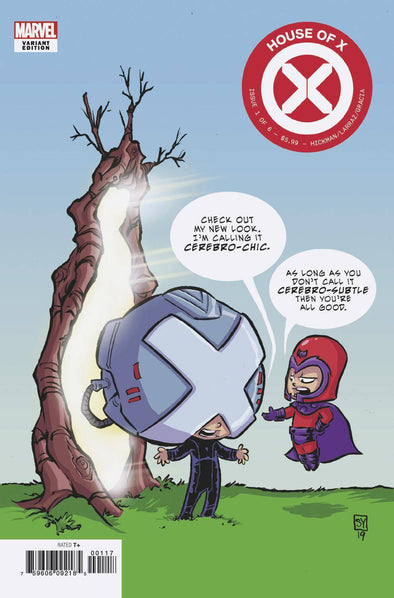 House of X (2019) #01 (Skottie Young Variant)