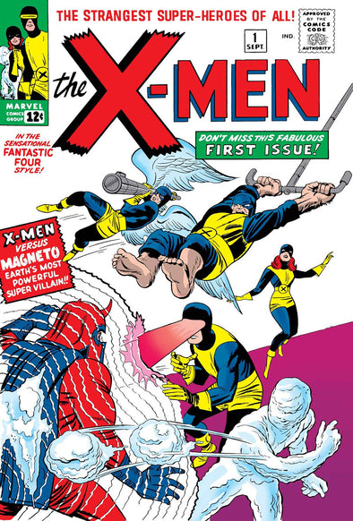 X-Men #01 (Facsimile Edition)