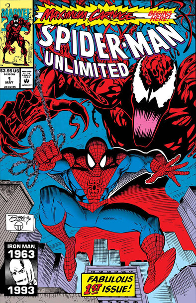 True Believers: Absolute Carnage Maximum Carnage  #01