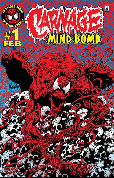 True Believers: Carnage Mind Bomb #01