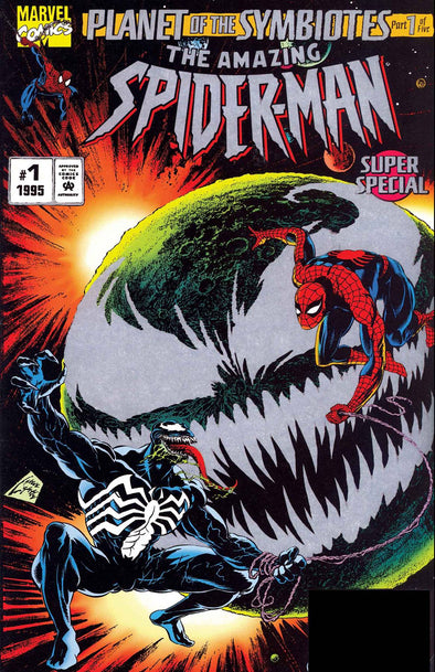 True Believers: Planet of the Symbiotes #01