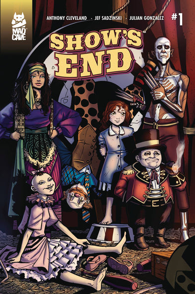 Show's End (2019) #01