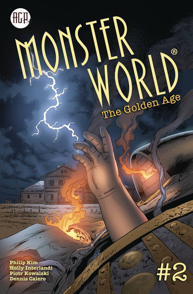Monster World Golden Age (2019) #02