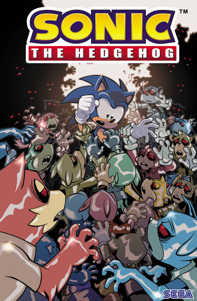 Sonic the Hedgehog (2018) #20